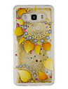 For Samsung Galaxy J5 (2016) J5 Flowing Liquid Pattern Case Back Cover Case Glitter Shine Soft TPU for J3 J3 (2016) Grand Prime Core Prime
