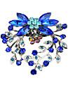 Женский Броши Имитация Алмазный Мода Бижутерия Свадьба Для вечеринок Повседневные