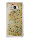 For Samsung Galaxy J5 (2016) J5 Flowing Liquid Case Back Cover Case Glitter Shine Soft TPU for J3 J3 (2016) Grand Prime Core Prime