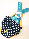 Dog Pants Blue Black Dog Clothes Summer Spring/Fall Polka Dots Cute Casual/Daily