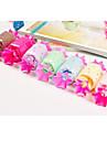 подарок на день рождения конфеты форма волокна творческой полотенце (случайный цвет)
