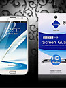 HD Screen Protector with Dust-Absorber for Samsung Galaxy Note 4 (3 PCS)