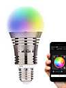 YouOKLight 6.5w 500-550lm E26/E27 8-LED Wireless Bluetooth Control Smart LED Bulb AC100-240V