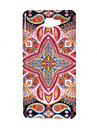 For Samsung Galaxy J7 Prime J5 Prime J3 Prime J3 Prime TPU Material Gold Powder Tribal Four Corners Pattern Phone Case