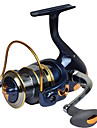 Fishing Reel Spinning Reels 2.6:1 13 Ball Bearings Exchangable General Fishing-SF3000