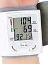 poignet de soins de sante de portable de pression arterielle numerique automatique