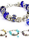 Chain Bracelet Crystal Love Natural Luxury Costume Jewelry Crystal Imitation Diamond Jewelry Jewelry For Birthday Gift