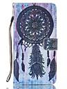 For Card Holder with Stand Flip Case Full Body Case Dream Catcher Hard PU Leather for LG LG K8 LG K7 LG K4 LG G5 LG V20