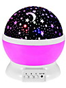 Star rotation projection lampBaby sleep light