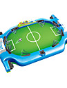 Table Football Hand Eye Coordination Toys Educational Toys For Children Leisure Hobby Toys Novelty Football ABS Blue