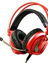 Xiberia v10 vibracao fones de ouvido de jogos sobre a orelha led fone de ouvido estereo leve PC gamer computador super brilho fones de