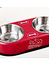 Dog Feeders Pet Bowls & Feeding Ruby Blue