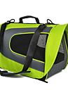 Кошка Собака Переезд и перевозные рюкзаки Животные Корпусы Компактность Дышащий Твердый Зеленый Синий Розовый