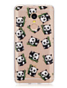 For Xiaomi Redmi Note 4 Note 3 3S Case Cover Panda Pattern Back Cover Soft TPU Redmi Note
