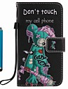 For Samsung Galaxy A3 A5 2017 Card Holder Wallet with Stand Case Full Body Case Cartoon Hard PU Leather A3 A5 2016