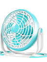 New USB Desktop Fan Breeze Quiet Small Home Dormitory Two Adjustable Air Volume Fan Creative Gift Fan