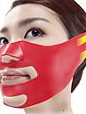 Silicone v face mais fino mordente elevador mascara de massagem fina facial mais fino contorno shaper anti sag belt