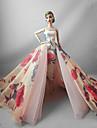 Fete / Soiree Robes Pour Poupee Barbie Pour Fille de Jouets DIY