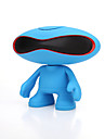 Q30A Cute bluetooth speaker Portable LED light Support FM Radio with LED Light