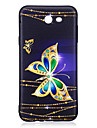 For Samsung Galaxy J5(2017)  J3(2017) Case Cover Butterfly Pattern Painted Embossed Feel TPU Soft Case Phone Case J510 J710 J310 J7(2017)