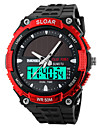 SKMEI® 1049  Men\'s Woman Solar ElectronicWatches Outdoor Sports Waterproof Sports Electronic Watches 50 Meters Waterproof