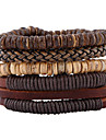 The New Retro All-Match Coconut Shell Bracelet