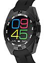Yyg5 homme femme smartwatch / ultra mince ips ecran / frequence cardiaque / moniteur de sommeil / bluetooth pour ios android