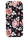 Pour iPhone 8 iPhone 8 Plus Etuis coque Motif Coque Arriere Coque Fleur Dur Polycarbonate pour Apple iPhone 8 Plus iPhone 8 iPhone 7 Plus
