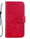 Para o iphone 7 mais 7 rosas em relevo 3d padrao mao corda estilo pu couro material telefone caso para 6s mais 6 mais 6s 6 se 5s 5
