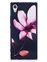 Sony xperia xa1 xz чехол для корпуса цветной узор окрашенный рельефный чехол tpu мягкий чехол для телефона