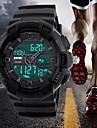 Herre Dame Sportsur Kjoleur Smartur Modeur Armbåndsur Unik Creative Watch Kinesisk Digital SolenergiKalender Kronograf Vandafvisende