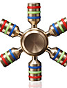 Fidget Spinner Hand Spinner Toys Toys Ceramics Brass EDCStress and Anxiety Relief Office Desk Toys Relieves ADD, ADHD, Anxiety, Autism