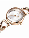 Women\'s Fashion Watch Quartz Water Resistant / Water Proof Alloy Band Silver Gold