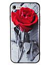 Etui pour Apple iphone 7 plus 7 housse en relief estampe motif couverture etui fleur doux tpu 6s plus 6 plus 6s 6 5 5s