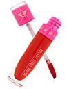 Gloss Labial Batons Molhado Mate Brilho LiquidoGloss com Purpurina Brilhante Gloss Colorido Cobertura Natural Prova-de-Agua Secagem