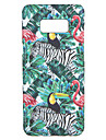 Case for Samsung S8 Plus S8 Cover Pattern Back Cover Case Flamingo Cartoon Animal Hard PC Samsung S7 S7Edge