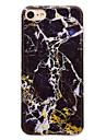 Caso para iphone 7 mais 7 caixa de telefone padrao de marmore liso imd artesanato material tpu caixa de telefone suave para 6s mais 6 mais