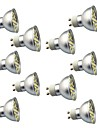 3W LED Spotlight 29 SMD 5050 350 lm Warm White Cool White Decorative AC220 V 10 pcs GU10