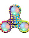 Fidget Spinner Hand Spinner Toys Tri-Spinner Plastic EDCStress and Anxiety Relief Office Desk Toys for Killing Time Focus Toy Relieves