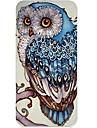 Назначение iPhone X iPhone 8 iPhone 7 iPhone 7 Plus Чехлы панели Ультратонкий С узором Задняя крышка Кейс для Сова Мягкий Термопластик для