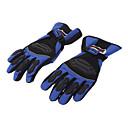 Tanked Nylon Taslon Werkstoff Handschuh mit hervorragenden Wärme Wasserdicht Funktion Für electrombile (2 Farben)