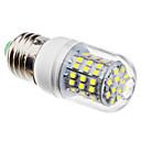 E27 3.5W 3528SMD 320LM 6500K Natural White Light LED Corn Bulb (110/220V)