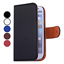 Solid Color Full Body PU Leather Case for Samsung S3 I9300