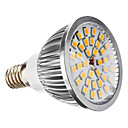 5W E14 LED Spotlight MR16 36 SMD 2835 360 lm Warm White AC 100-240 V