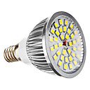 E14 5 W 36 SMD 2835 360 LM Cool White MR16 Spot Lights AC 100-240 V