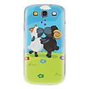 Dreamlike Butterfly Pattern Hard Case for Samsung Galaxy S3 I9300