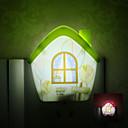 Senor Warm House Shaped LED Night Light