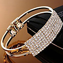 Elegant Crystal Bangle Bracelet(Assorted Color) Christmas Gifts