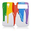 Three Dimensional Oil Pait Plastic Full Body Case for Samsung Galaxy S4 I9500