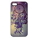 Мечта чехол Catcher перо Pattern пластиковый жесткий для iPhone 5 / 5S